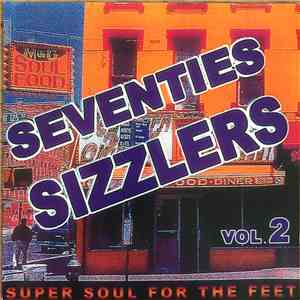 Various - Seventies Sizzlers Vol.2 - Super Soul For The Feet