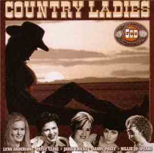Various - Country Ladies - Lynn Anderson, Patsy Cline, Janie Fricke, Sandy  ...