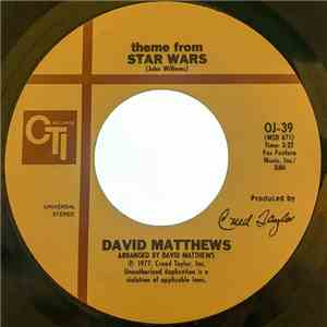David Matthews - Theme From Star Wars