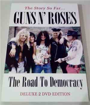 Guns N' Roses - The Road To Democracy