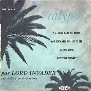 Lord Invader And His Calypso Rhythm Boys - Calypso
