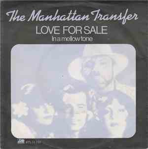 The Manhattan Transfer - Love For Sale