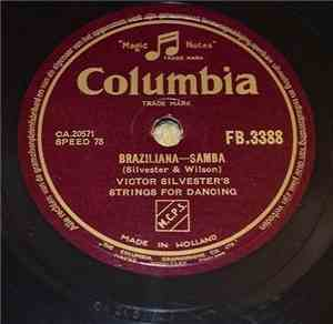 Victor Silvester's Strings For Dancing - Cuban Moon / Braziliana