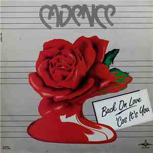 Cadence  - Back On Love / 'Cos It's You
