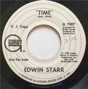 Edwin Starr - Time / Time