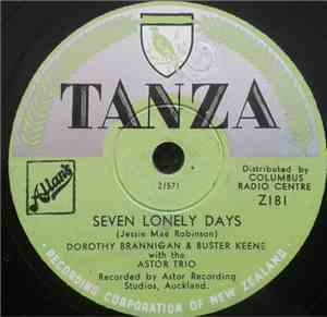 Dorothy Brannnigan - Seven Lonely Days / Detour