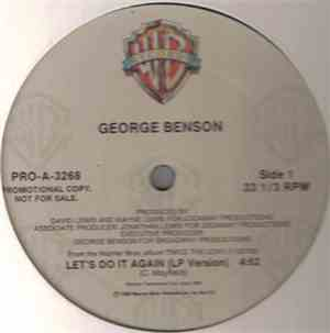 George Benson - Let's Do It Again