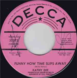Kathy Dee - Funny How Time Slips Away / The Shadow Of A Girl