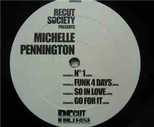 Michelle Pennington - No 1