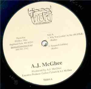 A.J. McGhee - Why You Lookin' At Me