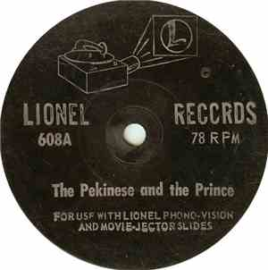 Unknown Artist - The Pekinese And The Prince / Adventures Of Charley Chipmo ...