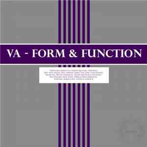 VA - Form & Function - Form & Function 2012