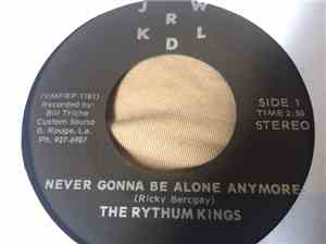 The Rhythum Kings - Never Gonna Be Alone Anymore