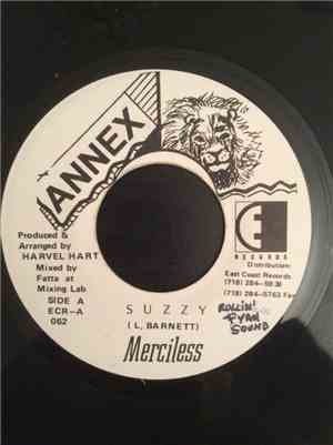 Merciless - Suzzy