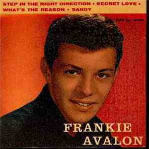 Frankie Avalon - Step In The Right Direction.
